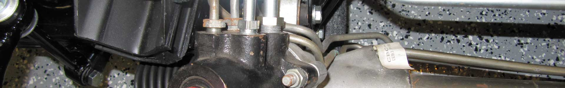 Recirculating-Power-Steering