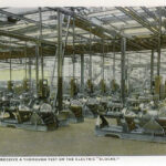 Ford Plant Electric Block Testing